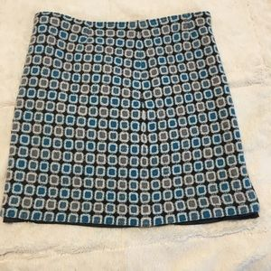 One west size 4 wool skirt